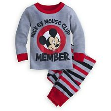 Wdw Disney Mickey Mouse Club Pj Pals Set Brand New With Tags