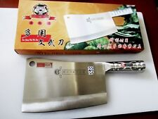 Brand New Quality Heavy Chopping Knife - marked Japanese steel - Fast shipping !