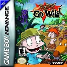 RUGRATS GO WILD NINTENDO GAME BOY ADVANCE GBA >BRAND NEW - IN STOCK - FAST SHIP<
