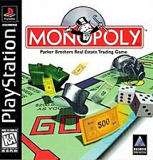 Monopoly (Sony PlayStation 1, 1998), VG