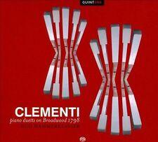 Clementi: Pano Duets, New Music