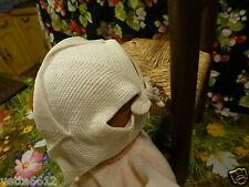 Bonnet  Poupée , Poupon Vintage!colin, raynal ,snf .  original!!!fait maincoton