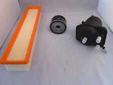 Renault Kangoo 1.5 Dci Diesel Service Kit Oil + Air + Fuel Filter 2000-Onwards