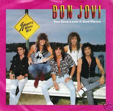 Single / BON JOVI / SELTEN  / 1986 /