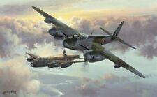 De Havilland Mosquito Avro Lancaster Aeroplane Aircraft Plane Birthday Card
