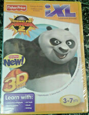 Kung Fu Panda 2 iXL Learning System 3- D glasses included! NEW