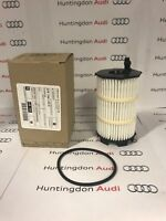 Genuine Audi Oil Filter - A5,A6,A8,Q7,R8,RS4,RS5,RS6  079198405E