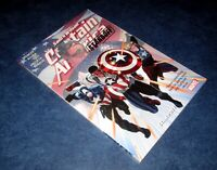 SAM WILSON is CAPTAIN AMERICA STANDOFF V2 TPB TP 168 pages SRP $20 MARVEL NM