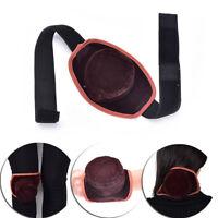 Smoke-Free Neck Ankle Wrist Acupoint Pad Belt Bandage Moxibustion Bag 9H