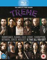 Treme - Season 3 [Blu-ray] [2013] [Region Free] [DVD][Region 2]