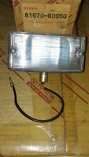 TOYOTA LAND CRUISER FJ40 FJ45 FJ55 BJ40 BJ42  FOG LAMP LIGHT BAck OEM Discontinu