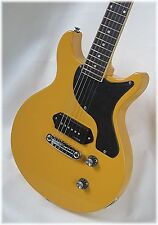 DILLION beautiful  LP junior in Trans Cherry  or TV yellow.