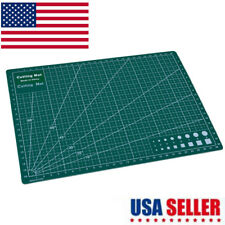 PVC Cutting Mat A4 Durable Self-Healing Cut Pad Patchwork Tools Handmade US
