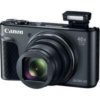 Canon PowerShot SX730 HS 20.3MP Digital Camera 40x Optical Zoom WiFi / NFC Black