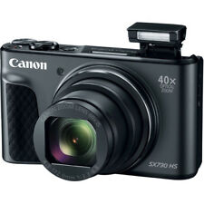 Canon PowerShot SX730 HS 20.3MP Digital Camera 40x Optical Zoom WiFi / NFC Black