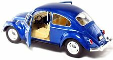 NEW Kinsmart 1967 Volkswagen Classical Beetle VW diecast 1:24 model toy Blue