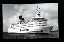 fp0614 - Stena Line Ferry - Stena Nautica - photograph