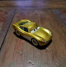 Disney Pixar Cars Gold Ransburg Cruisin Lightning McQueen Loose 1:55