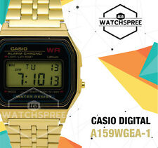 Casio Digital Watch A159WGEA-1D