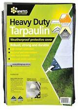 Heavy Duty Tarp - 2.3x2.9m - 205g/m2