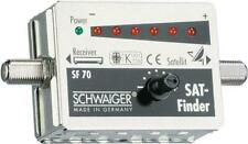 Schwaiger Sf70 531 - Sat-finder 7 LED