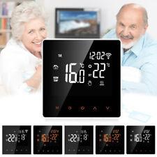 Smart Home Room Heating Thermostat LCD Underfloor Digital Temperature Controller