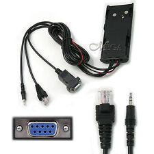 3in1 Programming cable for Motorola Radio +  CD