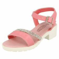 Chaussures roses moyens pour fille de 2 à 16 ans, pointure 28