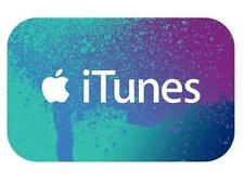 iTunes Gift Card 3000 Rupees - India iTunes Apple Account