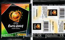 "Pochette ""UEFA EURO 2004 PORTUGAL"" bustina, packet, tüte PANINI"