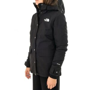 The North Face W GIACCA PINECROFT TCLIMATE NF0A4M8IKX7 Nero mod. NF0A4M8IKX7