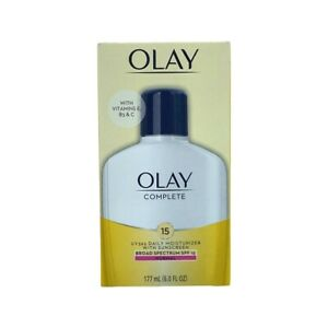 Olay Complete All-Day SPF-15 Moisture Lotion 6 Oz