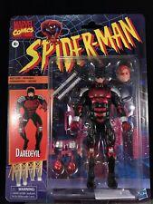 Marvel Legends Vintage Retro Spider-Man Daredevil armored In STOCK!