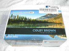 Formatt Hitech Landscape Filter Kit Colby Brown Signature Edition 100mm (For 86m