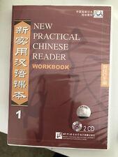 NEW PRACTICAL CHINESE READER WORKBOOK 1 AUDIO CDs
