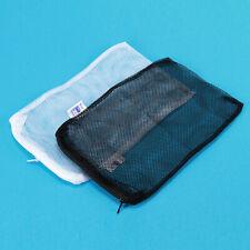 1pcs Aquarium Filter Bags Media Mesh Filter Bags with Zipper for Char