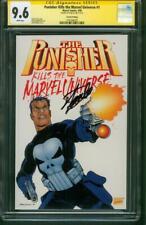Punisher Kills Marvel Universe 1 CGC SS 9.6 Stan Lee 2nd Pr Steve Dillon Variant