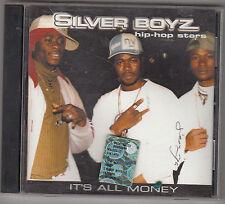 SILVER BOYZ hip-hop stars - it's all monkey CD