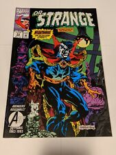 Doctor Strange Sorcerer Supreme #53 May 1993 Marvel Comics