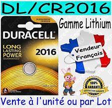 Piles DURACELL D392 G3 SR41W - Dispo aussi : CR2032 CR2025 CR2016 CR1620 CR2430