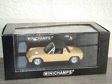 Porsche 914 1969-73 - Minichamps 1:43 in Box *32898