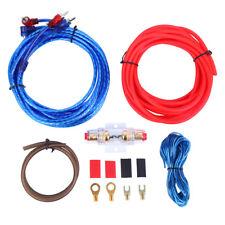 1000W 10GA Gauge Voiture Car Audio Câblage Puissance Amplificateur Câble Amp Kit