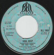 Northern BOX TOPS Soul Deep BELL 1969