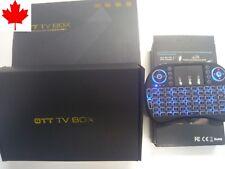 T95Z PLUS Octa-core Android 7.1 TV BOX S912 2G KEYPAD SET