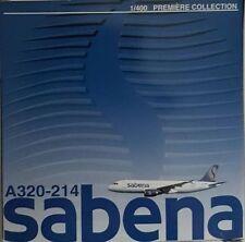 DRAGON 55397 SABENA AIRBUS A320-214 TUCANO 1/400 DIECAST MODEL PLANE NEW