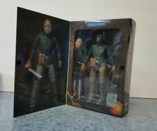 NECA Friday the 13th Part 6 Ultimate Jason Action Figure 7 inch Scale VI MIB