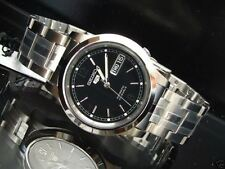 Seiko 5 Automatic Mens Watch See Through Back SNK799K1 UK Seller