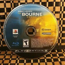 Robert Ludlum's The Bourne Conspiracy (Sony PlayStation 3, 2008) NO CASE # 10538