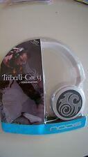 Cuffia stereo design 3D di gomma in rilievo NODIS TRibali Grey RIF.0108