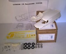 Citroen CX Tissier BAGAGERE 6 wheels 1/43 Kit montaggio ESDO K109